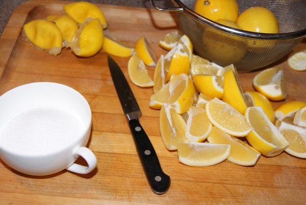 Christmas DIY No. 8: Preserved Lemons