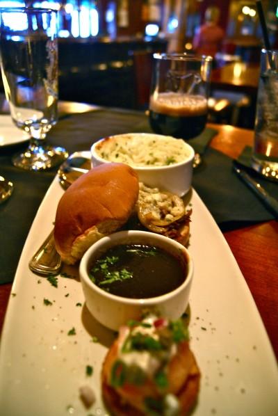 Review: Food and Beer Pairing at Fadó Irish Pub