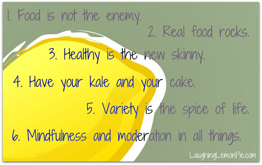 Laughing Lemon Pie Manifesto