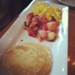 breakfast at SALT the Bistro