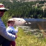 my family at Lost Lake