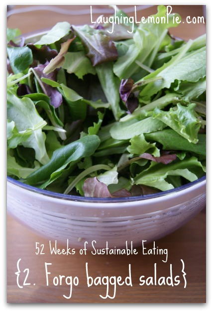 Wash Your Own Damned Lettuce {Budget Organic No. 2}