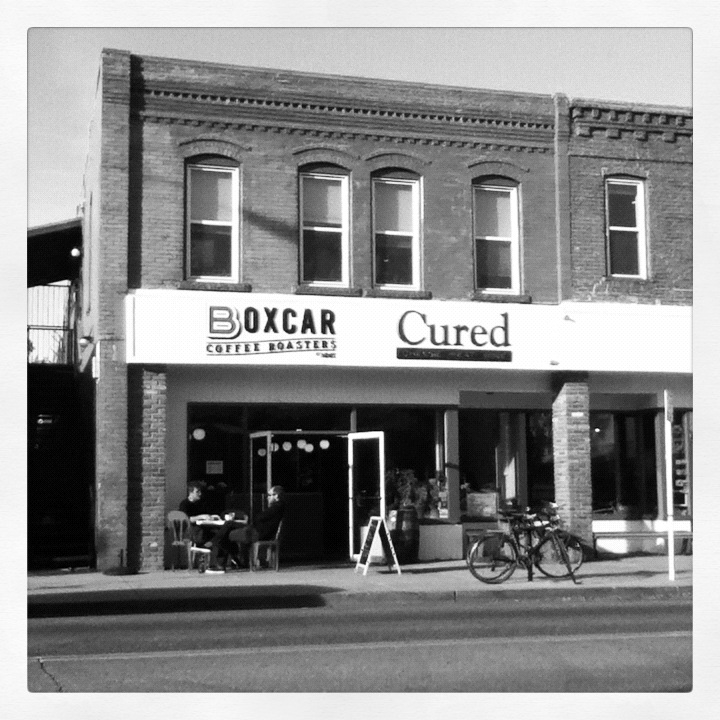 Boxcar and Cured