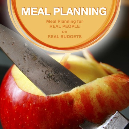 Meal Planning on a Budget: New Ebook!