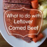 leftover corned beef