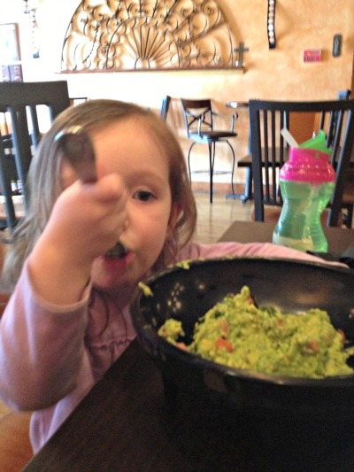 guacamole at Antonio's, Longmont