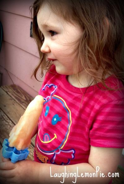 grapefruit popsicle from LaughingLemonPie.com