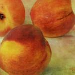 How to Peel Peaches & Nectarines on LaughingLemonPie.com