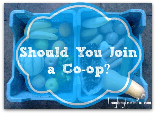 Should you join a food co-op?