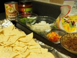 Nachos for Dinner from LaughingLemonPie.com