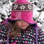 snow angel | laughinglemonpie.com