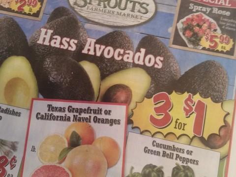 Freezing Avocados…Whole!