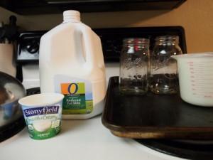 Make your own Yogurt from LaughingLemonPie.com