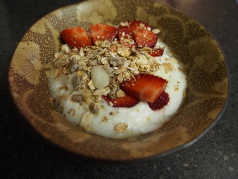 Make your own yogurt (Really!?)