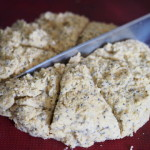 Lemon Chia Seed Scones from LaughingLemonPie.com