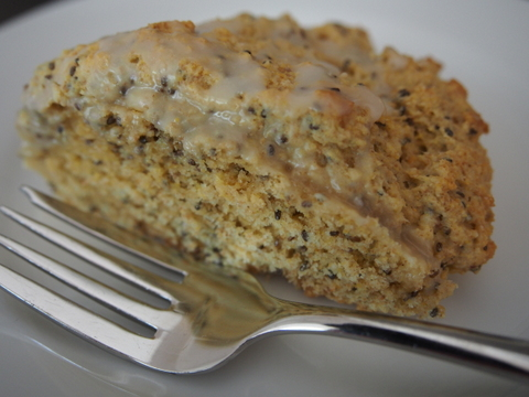 Lemon Chia Seed Scones
