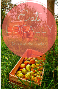 Tips for Eating Locally - even in the Winter! from LaughingLemonPie.com via SALT Bistro, Boulder