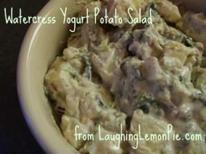 Watercress from LaughingLemonPie.com