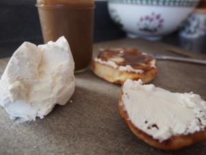 DIY Cream Cheese from LaughingLemonPie.com