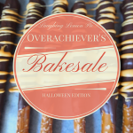 Overachiever's Bakesale on LaughingLemonPie.com