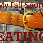 My Fall Sport: Eating on LaughingLemonPie.com