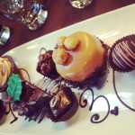 Piece, Love & Chocolate by LaughingLemonPie.com