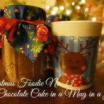 Chocolate Cake in a Mug in a Jar Foodie Gift from LaughingLemonPie.com