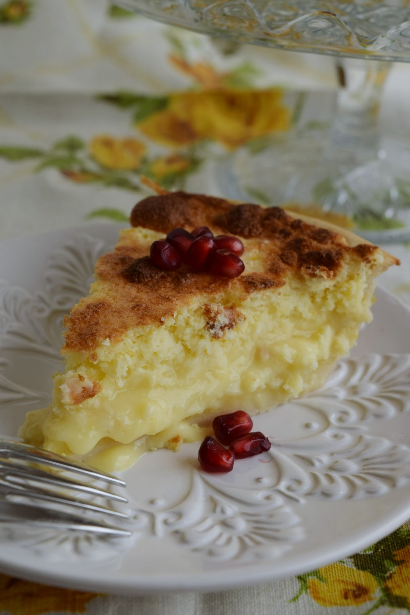 Healthy Laughing Lemon Pie with NestFresh Eggs & Wholly Wholesome Crust