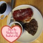 Valentine's Breakfast in Bed from LaughingLemonPie.com