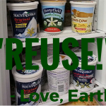 This Earth Day REUSE! on LaughingLemonPie.com