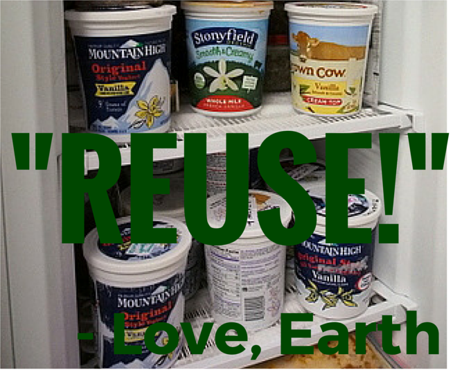REUSE!: How (and why) I've Banished Plastic Storage Bags.