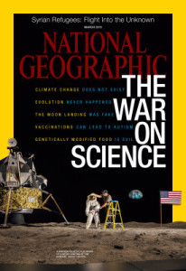 The War on Science March 2015 National Geographic