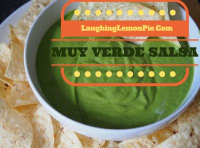 Muy Verde Salsa