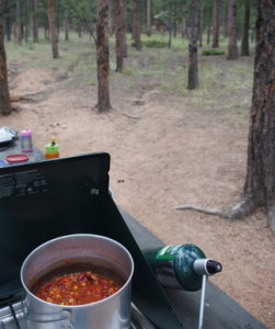 Camping Eats on LaughingLemonPie.com
