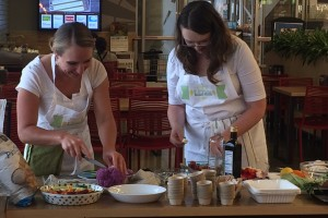 Laughing Lemon Pie at Whole Foods Bradburn 8.18.15