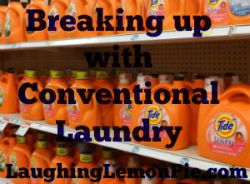 Breaking Up With Conventional Laundry