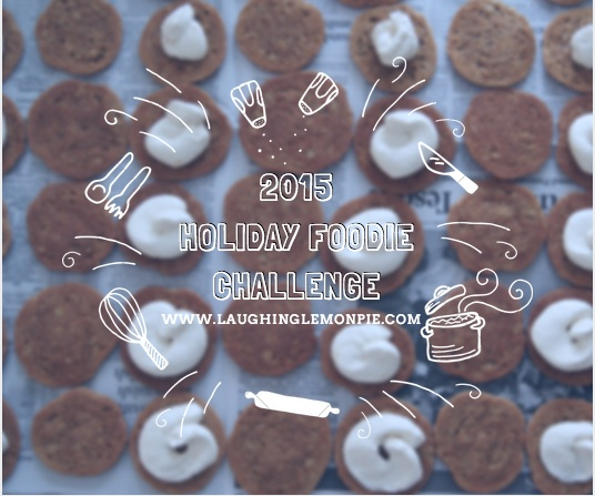 2015 Holiday Foodie Challenge